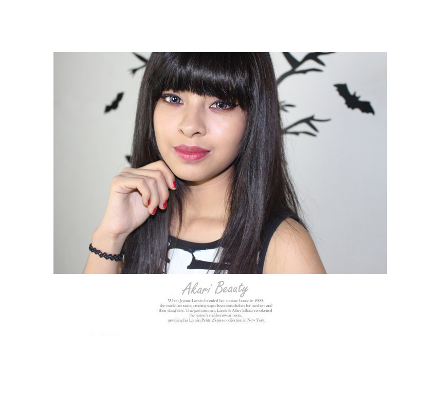 Akari Beauty Official Hello Skeleton Esqueleto