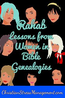 Women of Bible Genealogies: Rahab