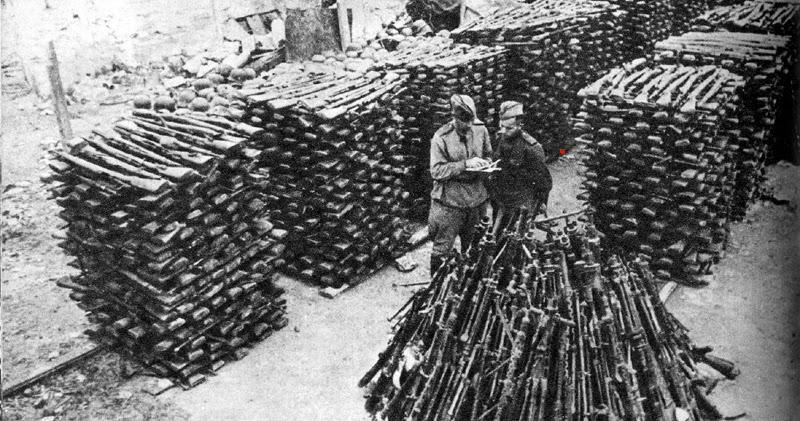 Armed (But Not Dangerous): The Last Mauser: The Yugoslavian M48