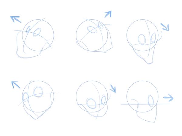 kolay karikatür çizimi nasıl yapılır