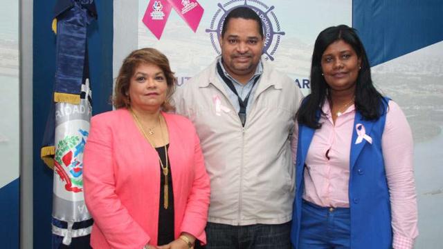 Autoridad Portuaria se une a la lucha contra Cáncer de Mama