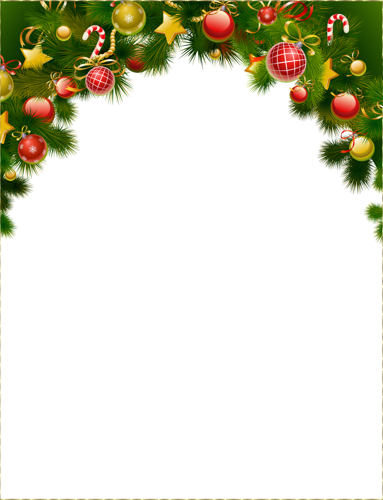 Blog cat lico navide o im genes de marcos para fotos - Plantillas de adornos navidenos ...