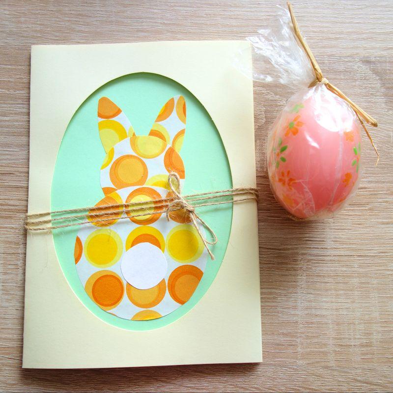 ostern, osterwichteln, osterwichteln ideen, ostergeschenke, ostergeschenke selber machen, grusskarte ostern, diy blog,