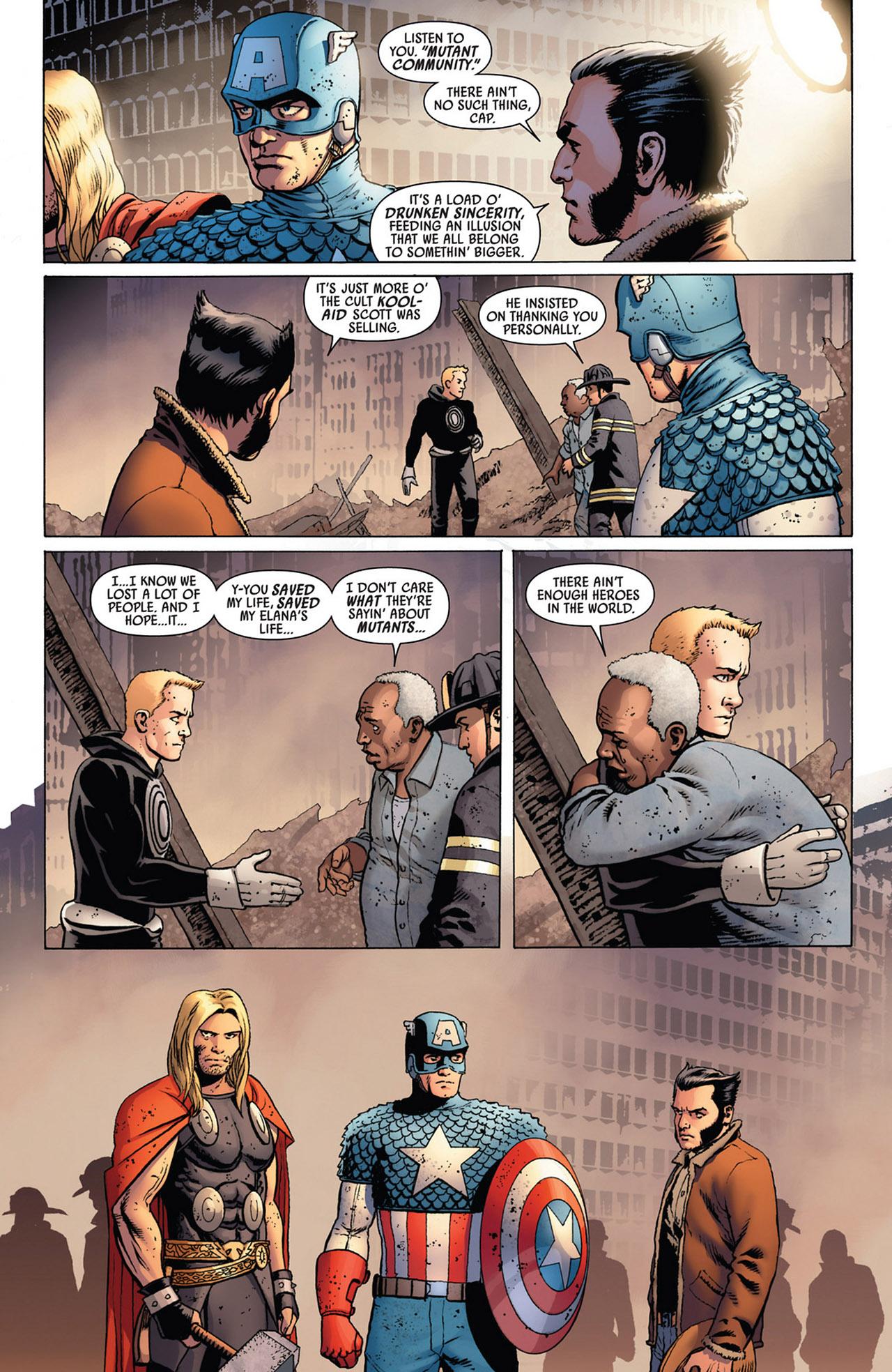 Read online Uncanny Avengers (2012) comic -  Issue #2 - 6