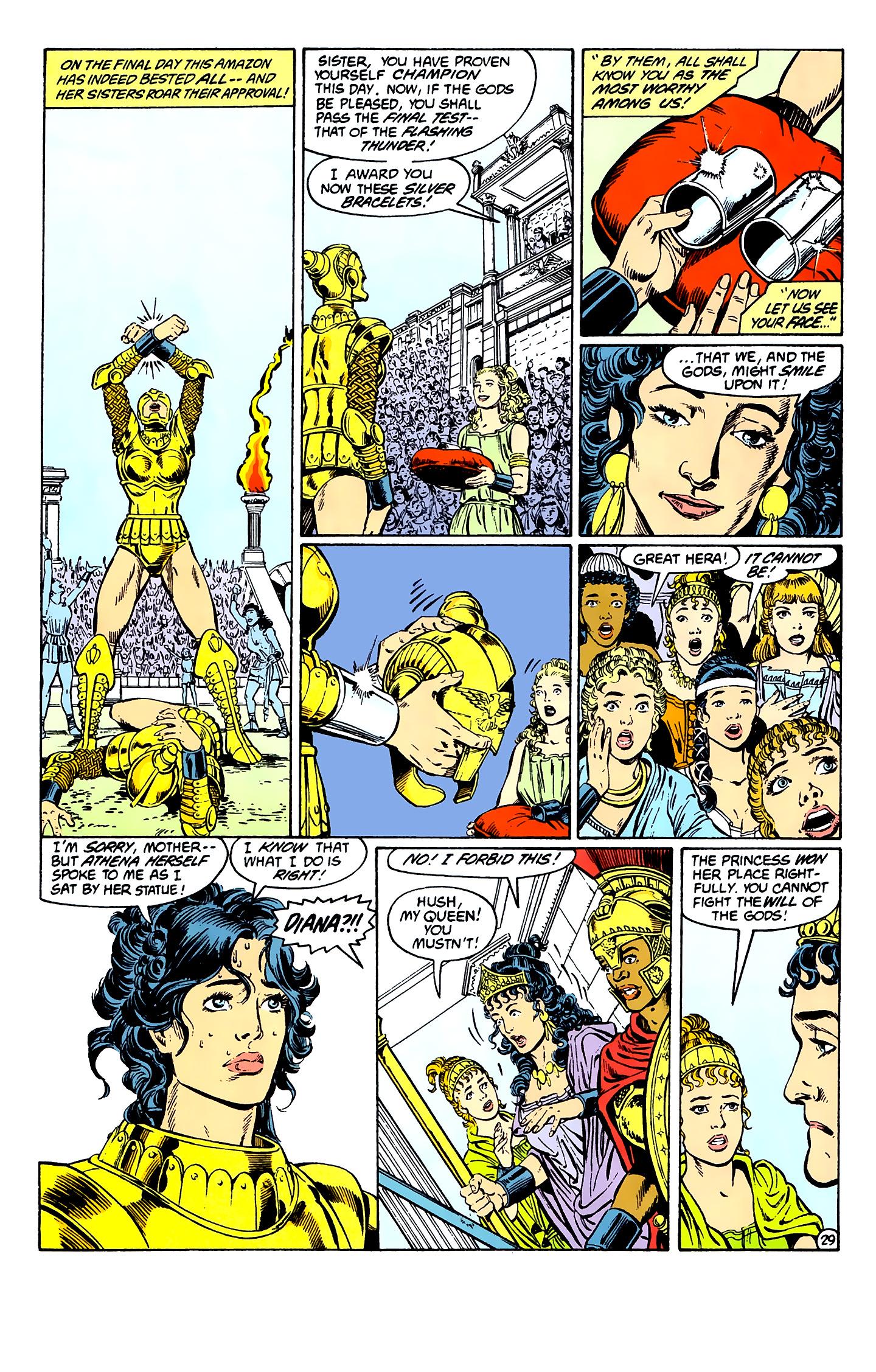 Read online Wonder Woman (1987) comic -  Issue #1 - 31