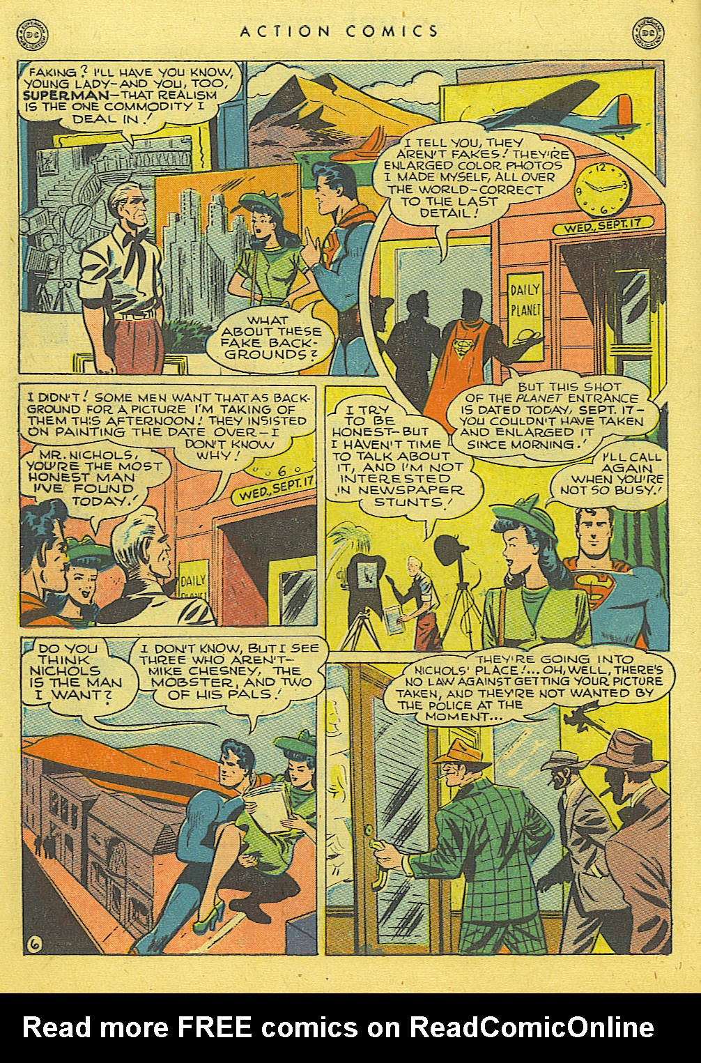 Read online Action Comics (1938) comic -  Issue #114 - 8