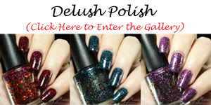 Delush Polish Swatch Gallery