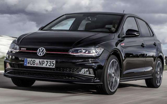 VW Polo GTI 2018 - Preto