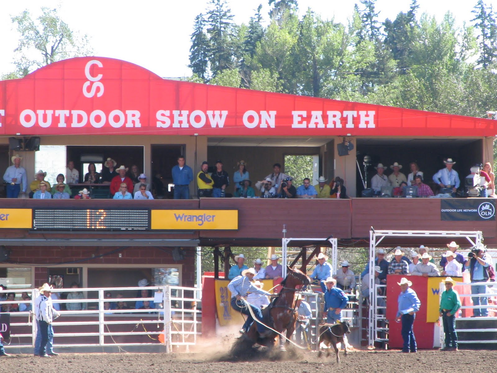 High Country Cattle Services The Greatest Outdoor Show On