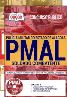 Apostila Concurso PM AL 2018 PDF download