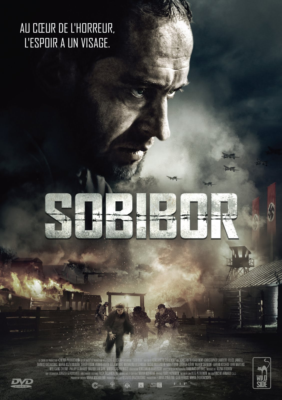 Sobibor [HDRip] [Streaming] [Telecharger]