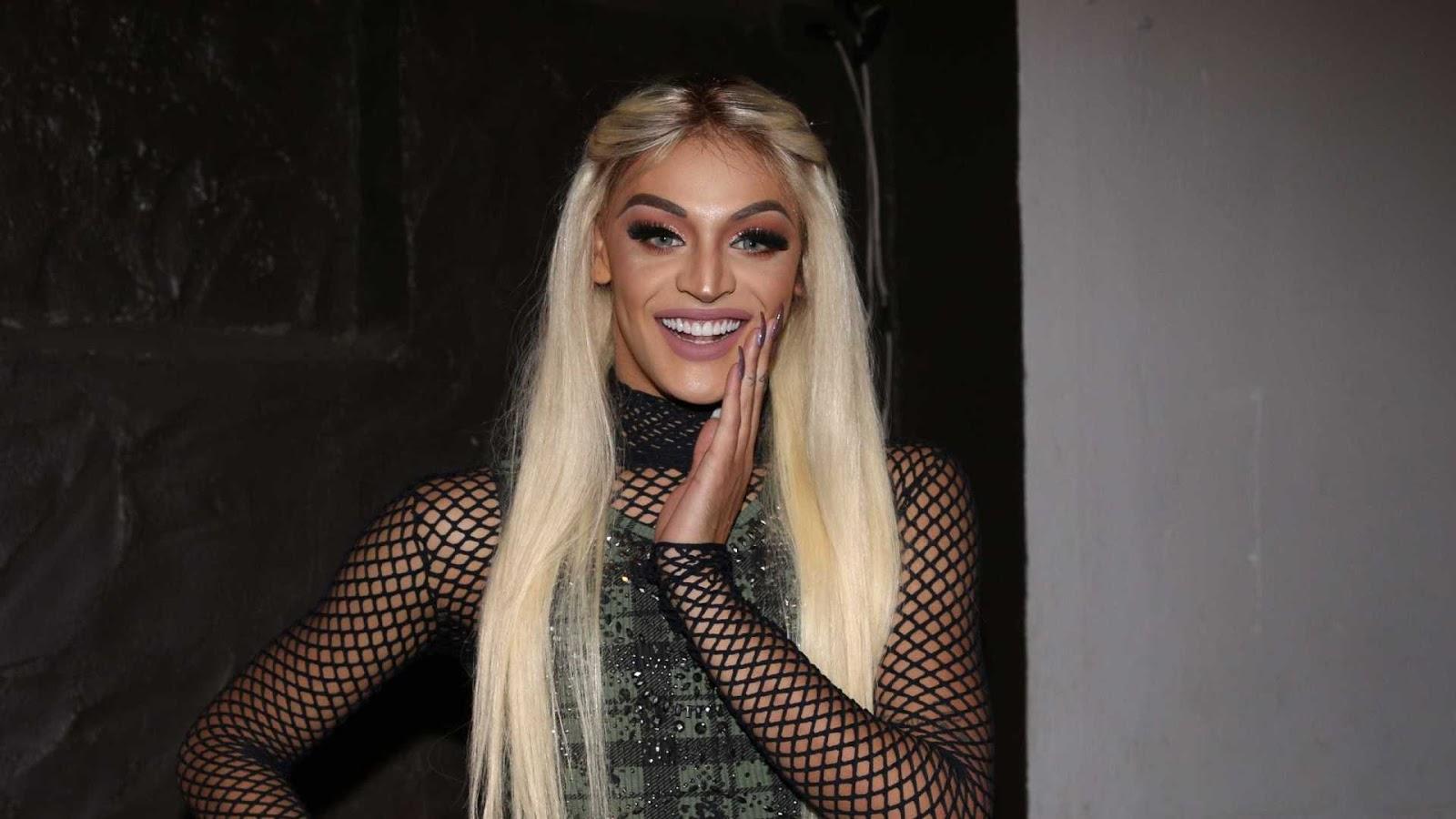 "Pabllo Vittar é convidada para ser jurada de ""RuPaul's Drag Race"", diz jornal"