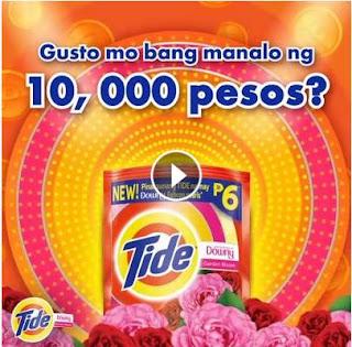 TideMasMabangoChallenge, Tide MasMabango Challenge, Tide MasMabango Challenge promo, Philippines promo, Philippines contest