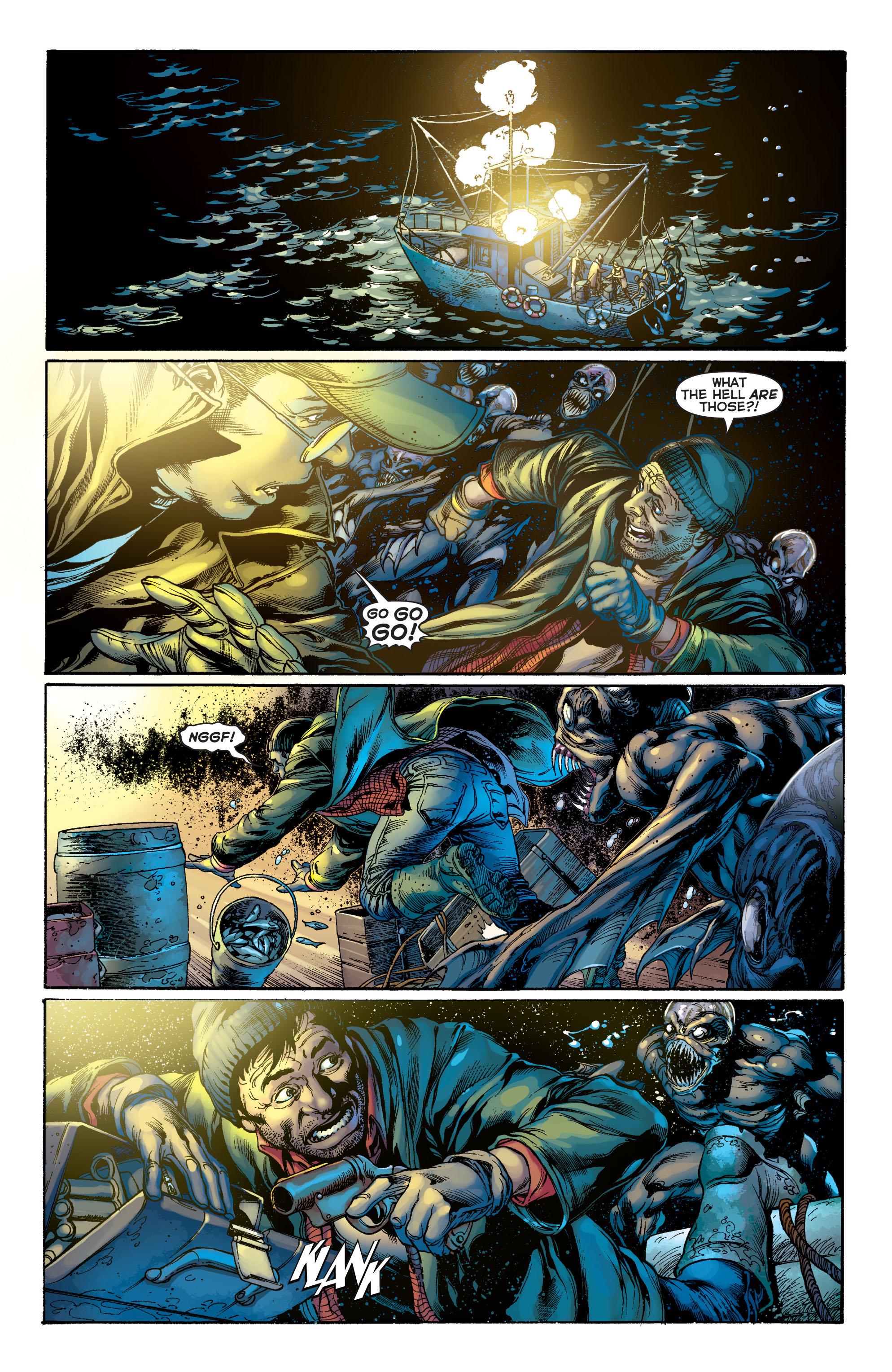 Read online Aquaman (2011) comic -  Issue #2 - 2