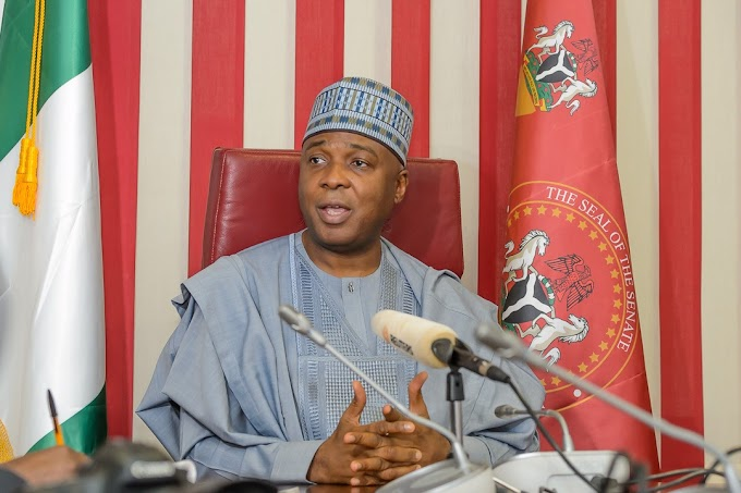 Saraki Faults INEC Verdict on Osun Polls, Urges PDP Supporters to Remain Firm
