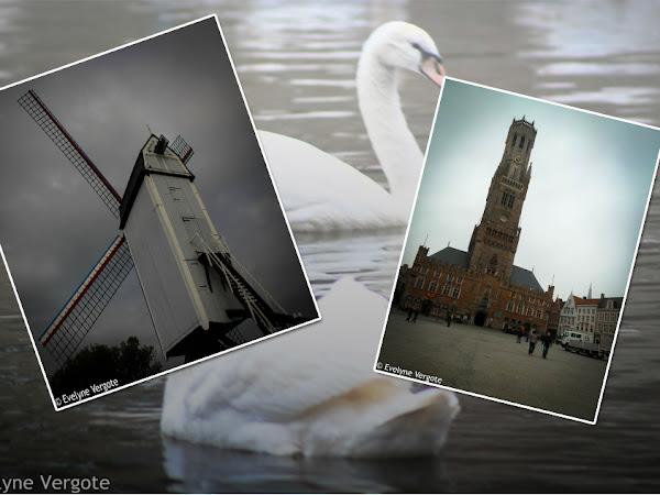 Travel #8 | 5 bezienswaardigheden in Brugge