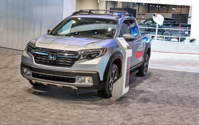 2020 Honda Ridgeline Review & Changes