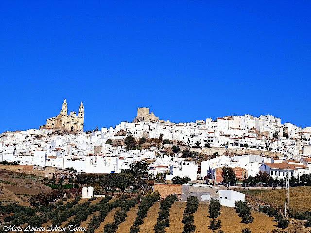 Olvera (Cádiz).