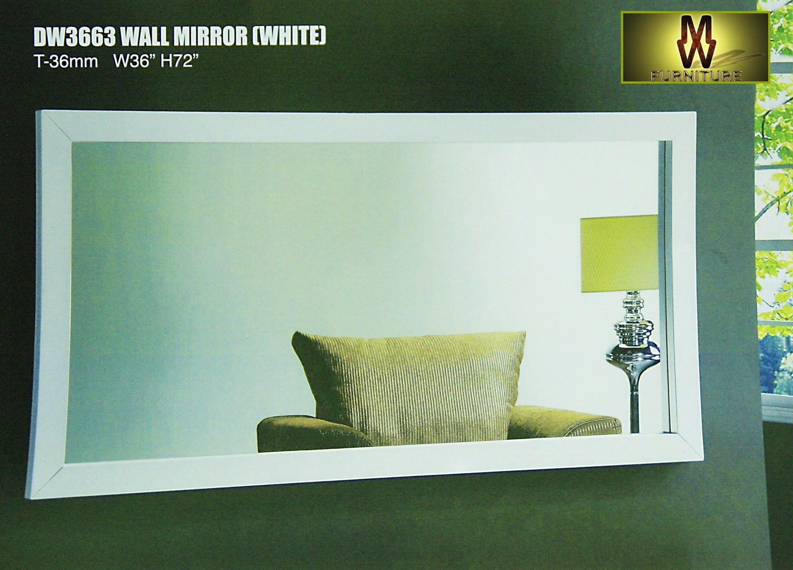 Modern Wood Furniture Online Perabot ( SET 2 )