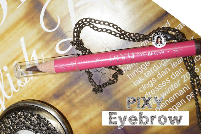 Pixy+EyeBrow+Pencil+Brown