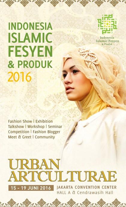 """Jangan Lewatkan Event Islami """"Indonesia Islamic Fesyen & Produk 2016"""""""