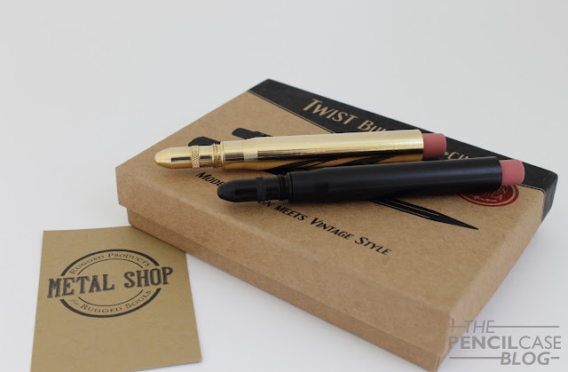 Metalshop Twist Bullet pencil