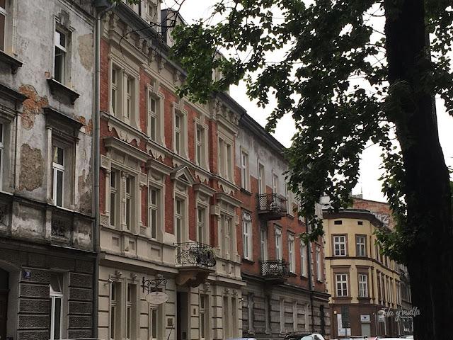 Cracovia fotos calle Topolowa
