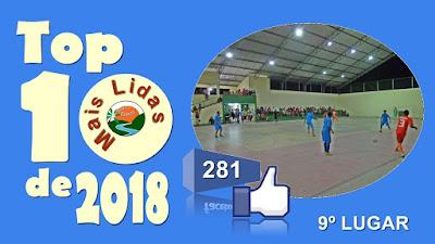 Top 10 de 2018 - 9º lugar