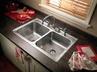 Stainless Steel Double Kitchen Sinks