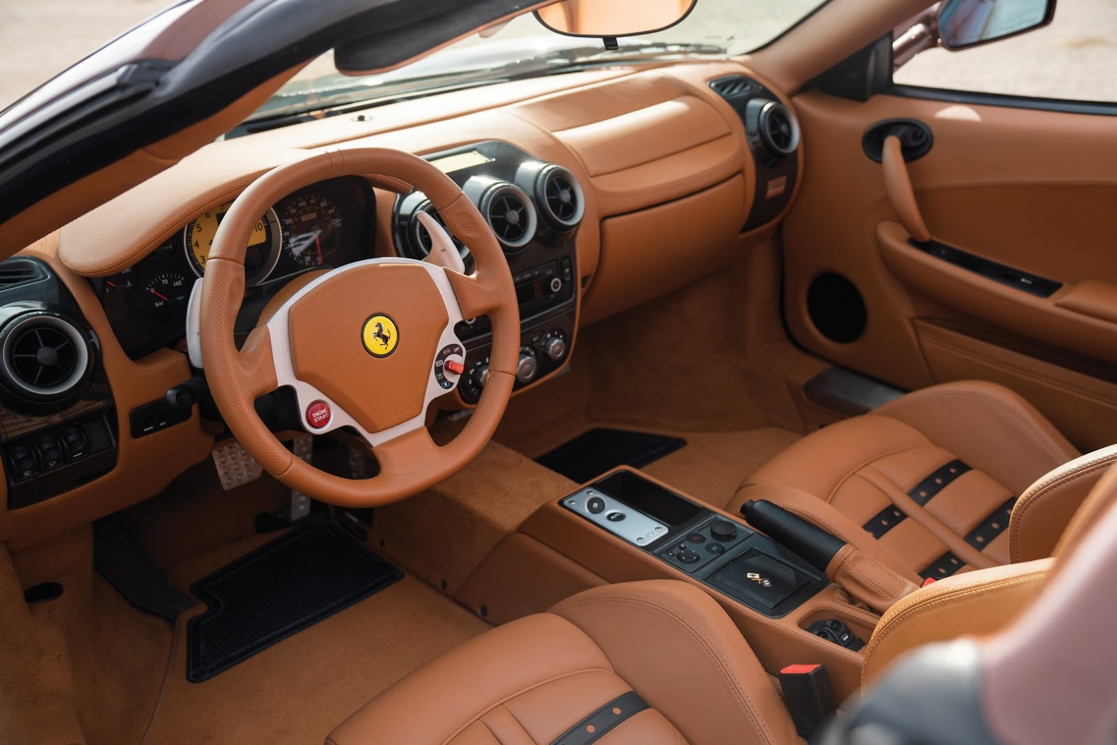 Bespoke One Of A Kind Ferrari F430 Spider Heads To Auction