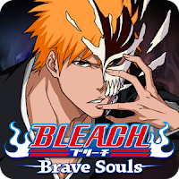 Download Bleach Brave Souls V7.2.1 Apk Mega Mod Terbaru