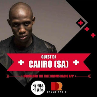 Caiiro – The Commute Drums Radio Show #EP5 (Guest Mix)