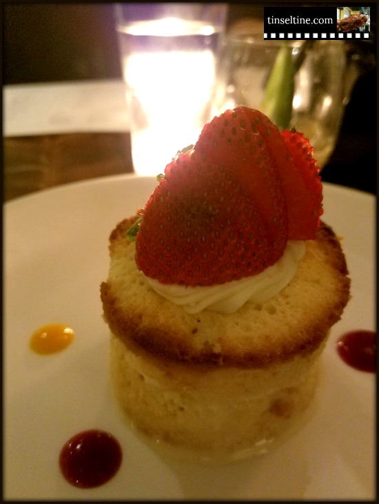 Tres Leches (Milk Cake) at Nemi Mexican