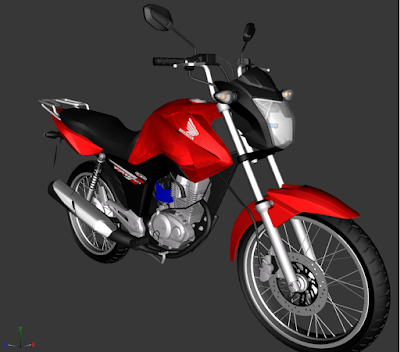 MOTOCYCLE 3D