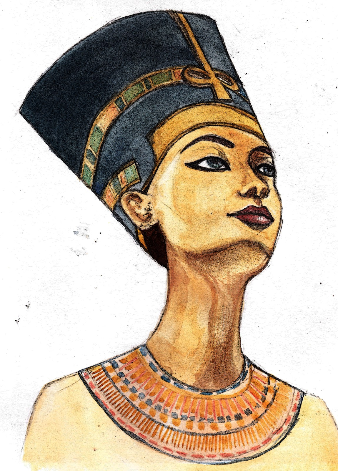 Lisa Graves Design: Nefertiti