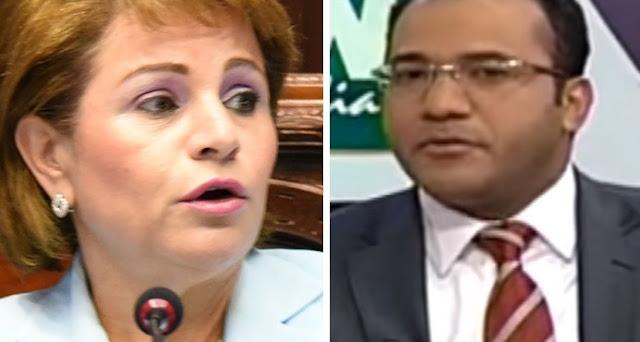 Ratifican condena a Salvador Holguín por difamación