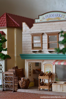 Sylvanian FamiliesSupermarket diorama