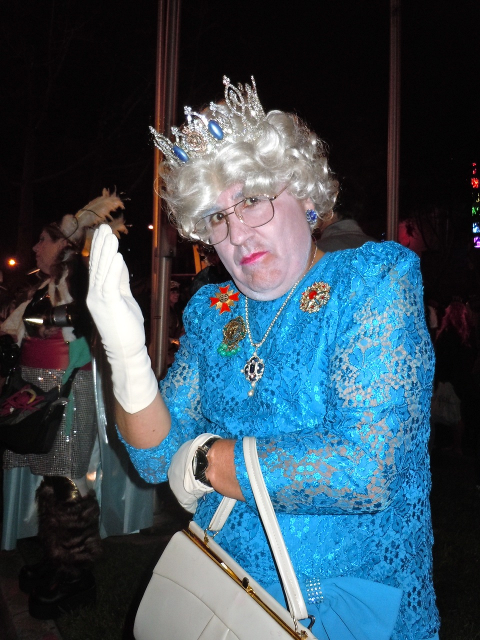 West Hollywood Halloween Carnaval Queen