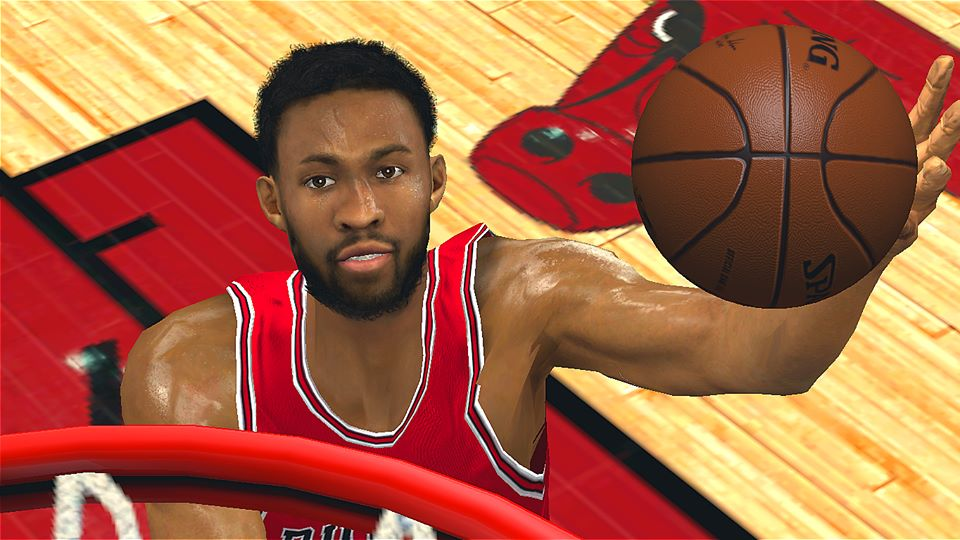 S-JECTACULAR: NBA 2K14 Cyberfaces Jabari Parker Nba 2k14
