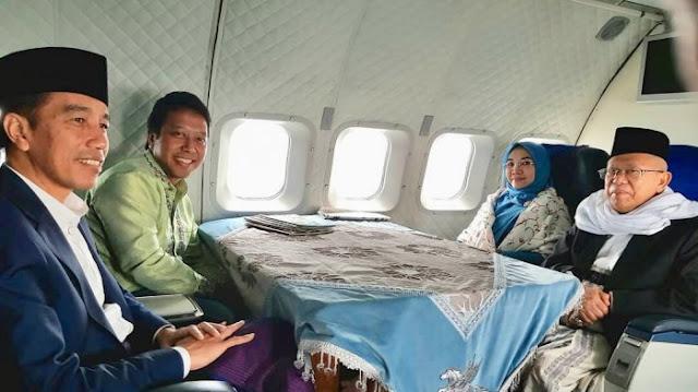 Elektabilitas Jokowi di Ujung Tanduk KPK
