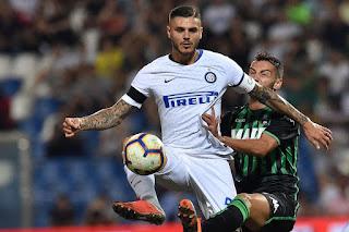 اون لاين مشاهدة مباراة انتر ميلان وساسولو بث مباشر 19-1-2019 الدوري الايطالي اليوم بدون تقطيع
