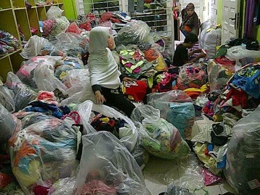 Jual Baju Grosir Murah Di Bandung ~ Grosir Baju Murah