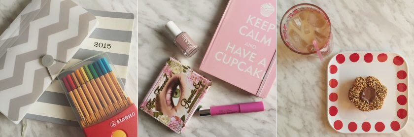 planner chapters target canada stabilo pink essie tim hortons nutella lavazza coffee donut instagram