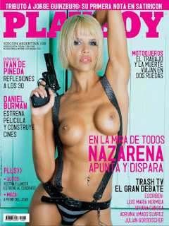 Revista Playboy Argentina – Abril 2008 PDF Digital