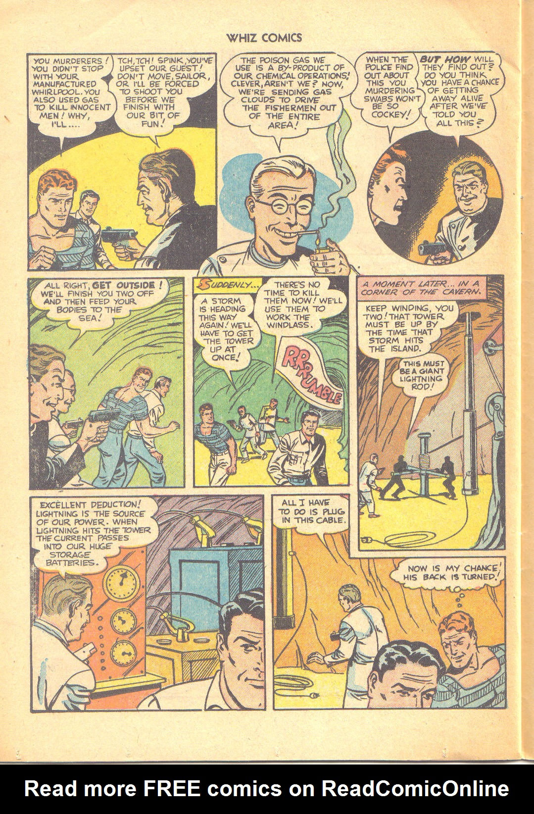 WHIZ Comics issue 147 - Page 26