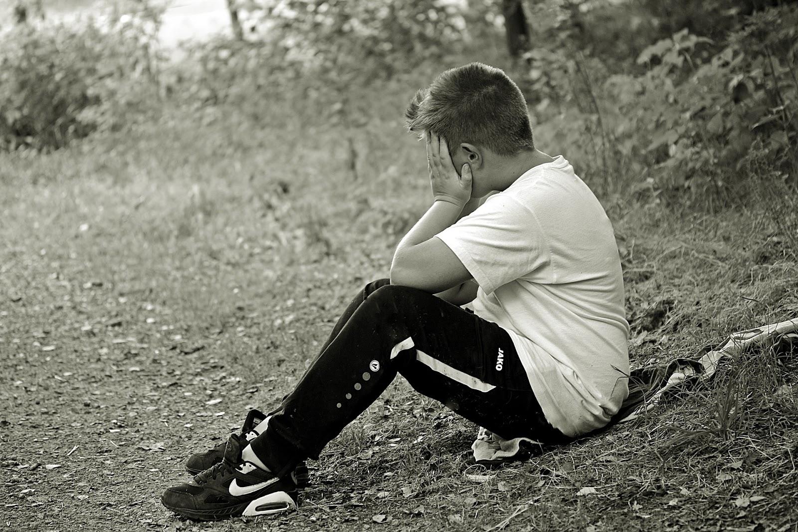 granice cielesności dzieci
