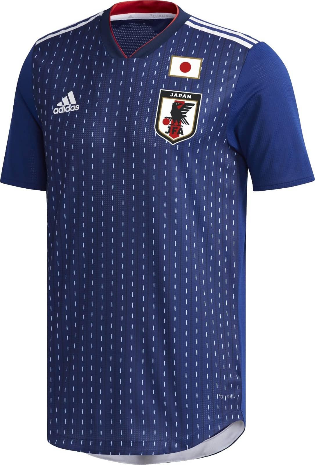 日本代表 2018 ユニフォーム,ロシアワールドカップ,ホーム