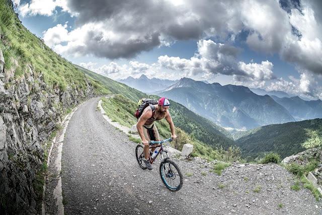 Uphill Monte Dimon MTB