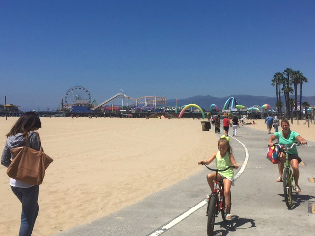 The Los Angeles Diaries: Being a Beach Bunny