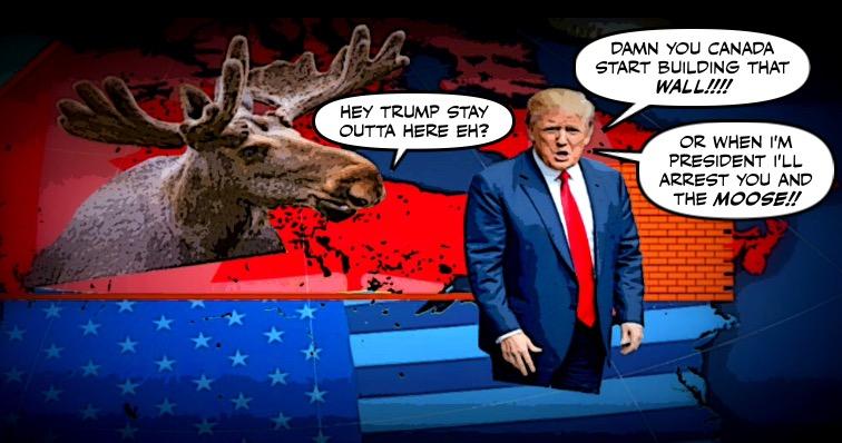 canadians on donald trump